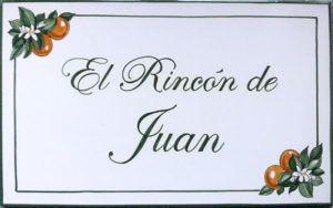 Azulejos artesanos pintados a mano en el estilo sevillano - Artesur - Azulejos para casas - Rincón de Juan - 619