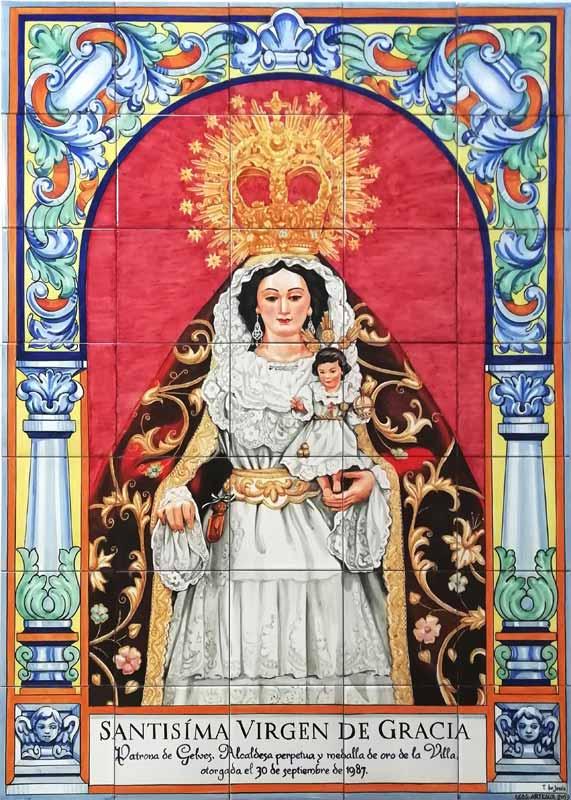Retablo Virgen de Gracia