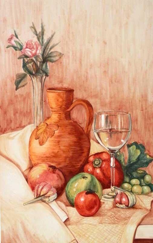 Azulejos sevillanos artesanos pintados a mano - Cerámicas Artesur - Cocinas - 2