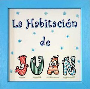 Azulejo pintado a mano - Cerámicas Artesur - Habitación infantil - niño- personalizado
